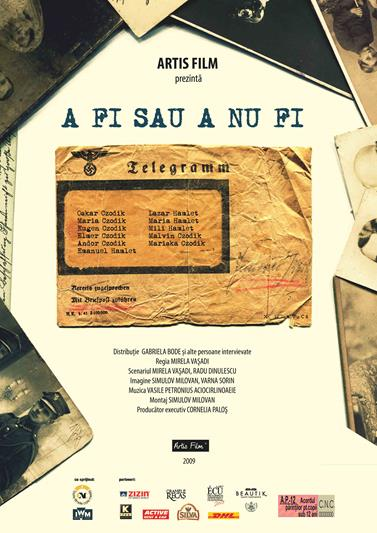 To Be or not To Be / A fi sau a nu Fi (2009)